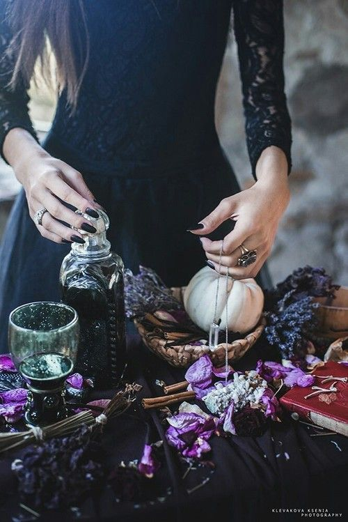Witchcraft/Sorcery Initial Consultation